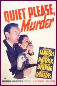 quiet_please_murder__g_sanders
