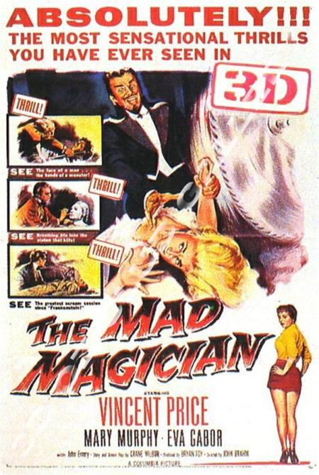Mad Magician web classic poster
