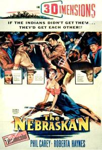 Nebraskan web classic poster