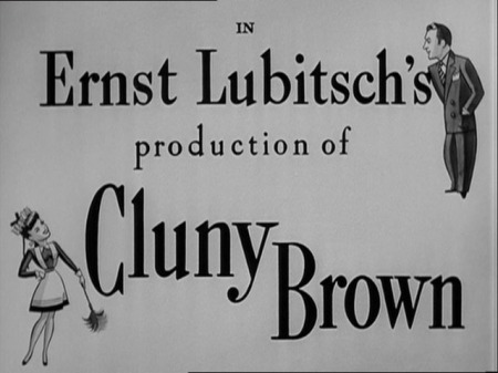 cluny-brown-title-still