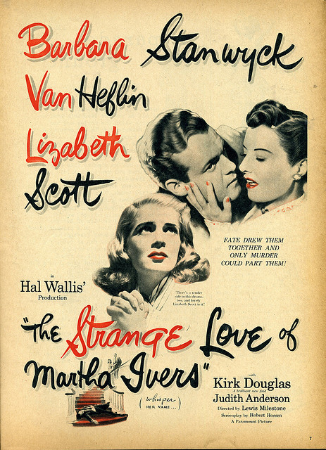 strange love of martha poster 2