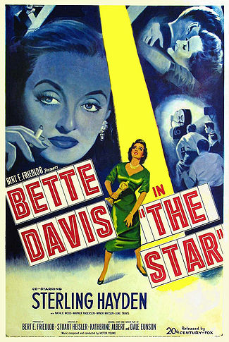The_Star,_1952_film_poster