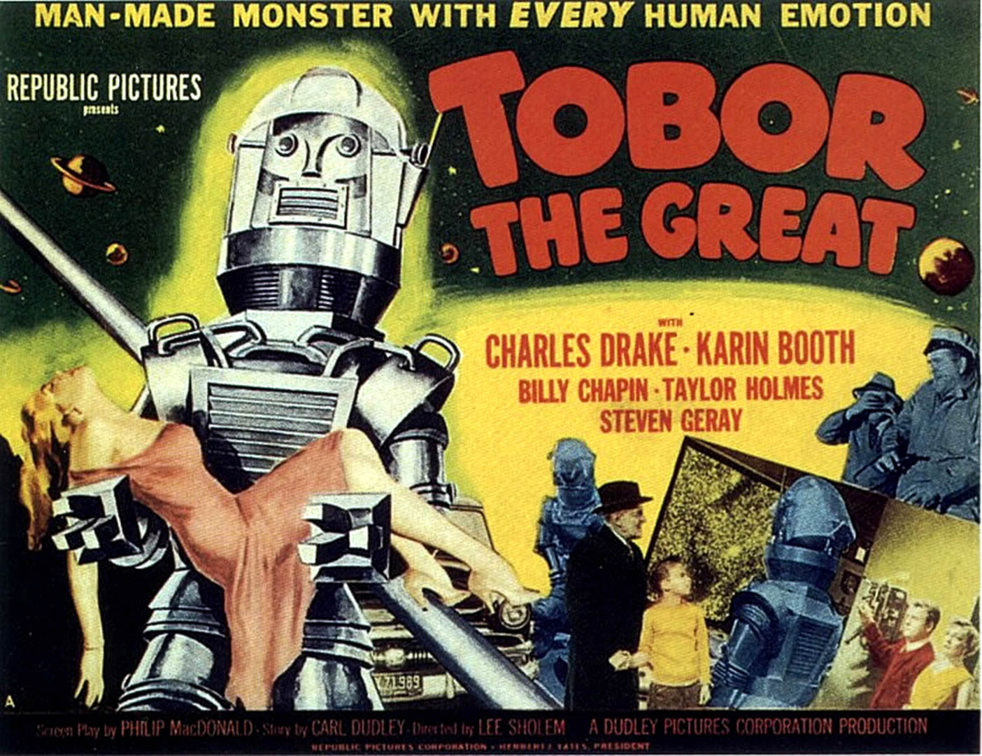 Image result for tobor the great